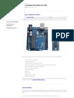 Guia completo do Arduino Pro Mini - Blog Eletrogate