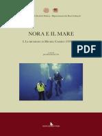Nora e Il Mare. I. Le Ricerche Di M. Cas