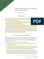 [Millennium] La romanizzazione della Sardegna alla luce di archeologia geologia e toponomastica