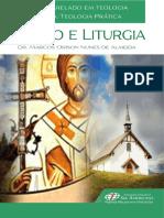 Apostila - Culto e Liturgia