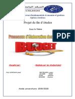 Pfe Processus d'Èlaboration Des Budgets