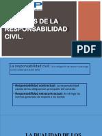 SISTEMA DE LA RESP. CIVIL