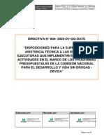 Directiva 09 2020 AT