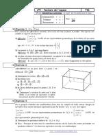 Géométrie de l'espace exercices-7