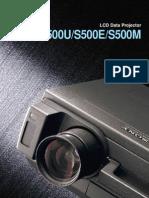sony-vpl-s500u-specs