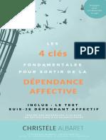 4 Cles Dependance Affective