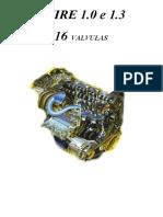 FIAT - Fire 1.0 E 1.3 16v