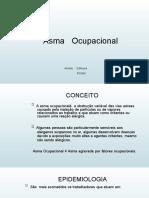 Asma Ocupacional Completo