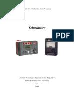 Ficha Técnica - Telurímetro