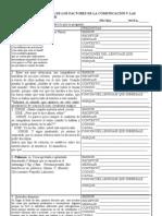identificación factores y funciones