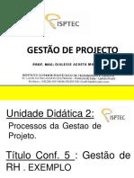 C5 GEST.PROJ.ISPTEC
