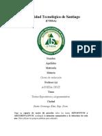 Tarea, Textos Expositivos Argumentativos (1) (Autoguardado) (2)