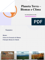 Aula7slides-PlanetaTerra-BiomaseClima