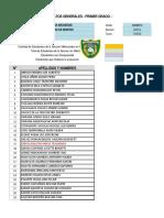 QUINTO A - INFORME DE PROGRESO DE LAS COMPETENCIAS DE LOS ESTUDIANTES (1)