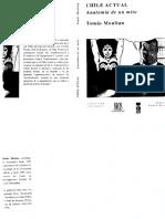 5) Moulian T (1997) Chile actual Anatomia de un mito Cap 3 El paraiso del consumidor-comprimido