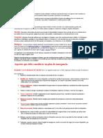 Plan de Emergencia y marco legal