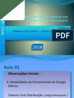 instalações elétricas FATEC . 2018 aula 01