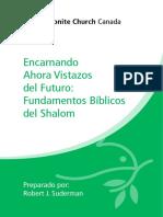 Fundamentos Bíblicos Del Shalom Final
