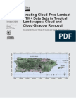Creating Cloud-Free Landsat ETM+ Data Sets in Tropical Landscape - Cloud and Cloads-Shadow Removal