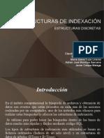estructuras de indexacion