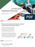 manual youtube para pequenas empresas