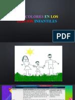 3. Los colores en los dibujos infantiles