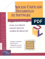 El Proceso Unificado de Desarrollo de Software - Jacobson - Booch - Rumbaugh