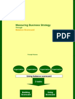 Balanced Scorecard-financial perspective