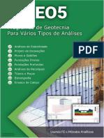 Geo5 - Programa de Geotecnia - Clientes