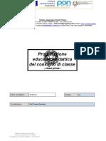 Progettazione CDC Classi Prime 20 21 a