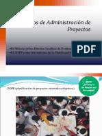 Métodos de Administración de Proyectos - ZOPP