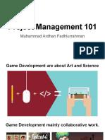 ProjectManagement101