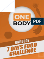 7_Days_Food_Challenge_by_One_Body