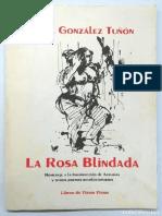 La Rosa Blindada - Raul Gonzalez Tunon