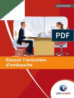 Guide Pratique Entretien Embauche Pole Emploi 2