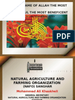 Natural Agriculture and Farming Organization NAFO