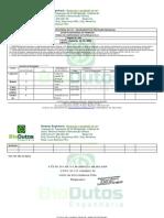 Biodutos Ficha de EPI