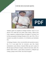 LA INSURRECCION DE 1832 ANASTASIO AQUINO