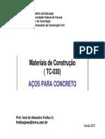 TC030 Aços x