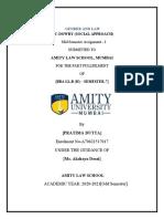 Gender-PRATIMA DUTTA-DOWRY (2)