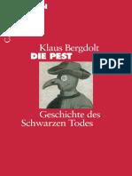 [Wissen] Klaus Bergdolt - Die Pest_ Geschichte Des Schwarzen Todes (2011, C.H. Beck) - Libgen.lc