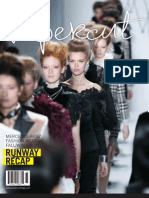 Papercut Magazine MBFW Runway Recap F/W 2011