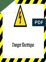 Elec DANGER