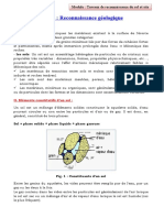 Cours N°01 Reconnaissance géologique