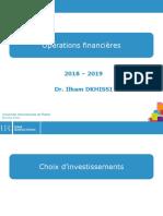 Choix dinvestissements