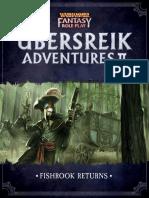 WFRP4 - Ubersreik Adventures II #03 - Fishrook Returns
