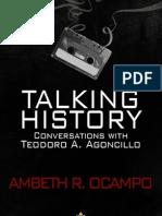 Talking History by Ambeth Ocampo-Sampler