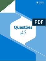 Questões de Língua Portuguesa em concursos