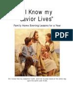 2010 FHE Lessons