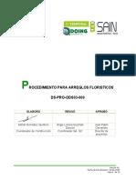 Procedimientos - ARREGLOS FLORISTICOS.doc
